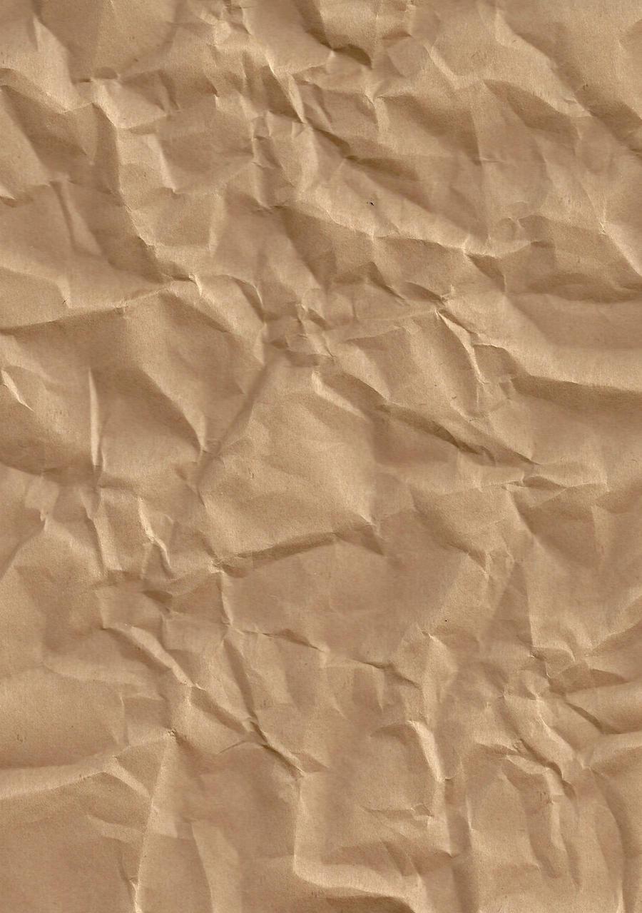 Texture 002 CRUMPLED PAPER by ArtforStart