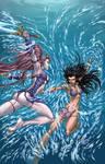 Fathom: Elite Saga # 3 Cover (A) color