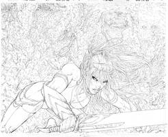 Fathom: The Elite Saga #5 page 10-11 by vmarion07