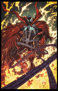 Spawn Colored Version
