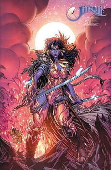 Jirni Vol.2 #1 Retailer Incentive Cover COLOR