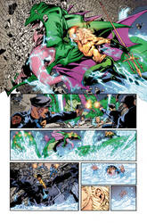Aquaman GiANT #3 Page 6 COLOR