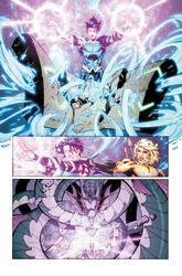 Aquaman GiANT #3 Page 14 COLOR
