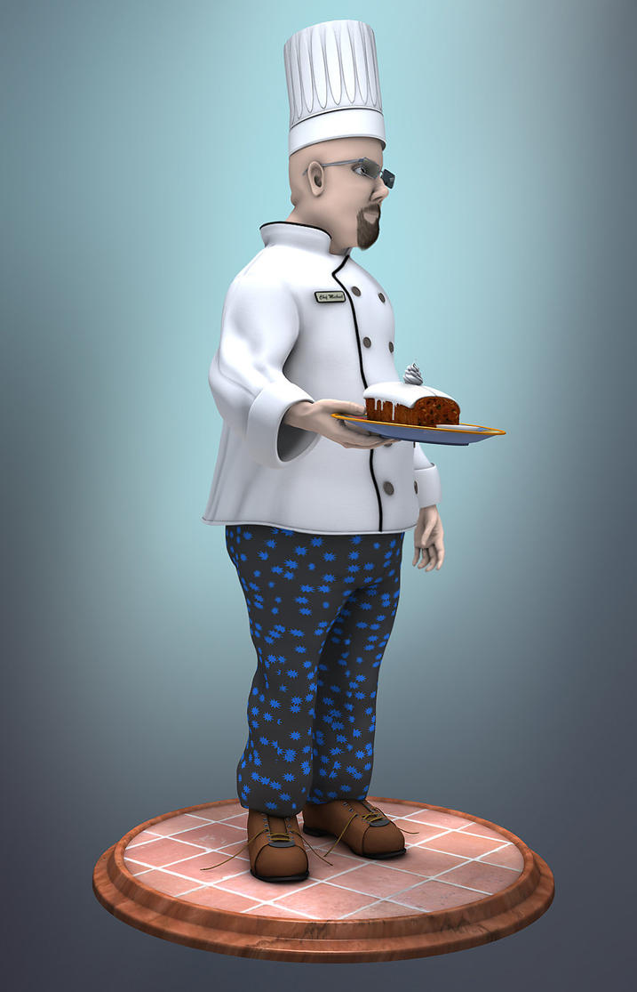Chef de cuisine by palantion on deviantart - What is a chef de cuisine ...