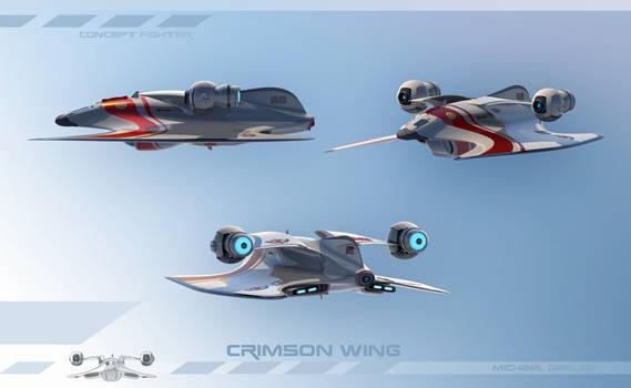 Crimson Wing Concept