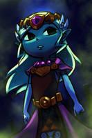 Princess Zelda by Sii-SEN