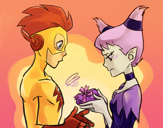 St Valentine's day by Sii-SEN