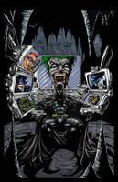 The Batman by Art-Of-Malacai-Brown