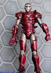 Iron Man Silver Centurion