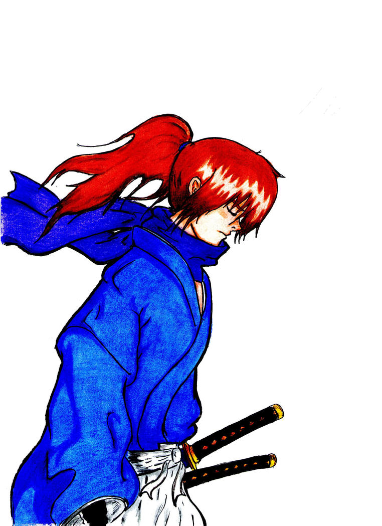 Himura Kenshin by GIAN092