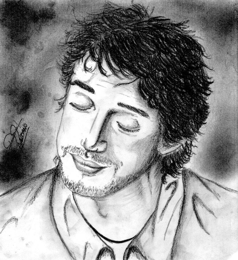 Gustavo Cerati by GIAN092