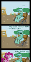 Lyra's new problem