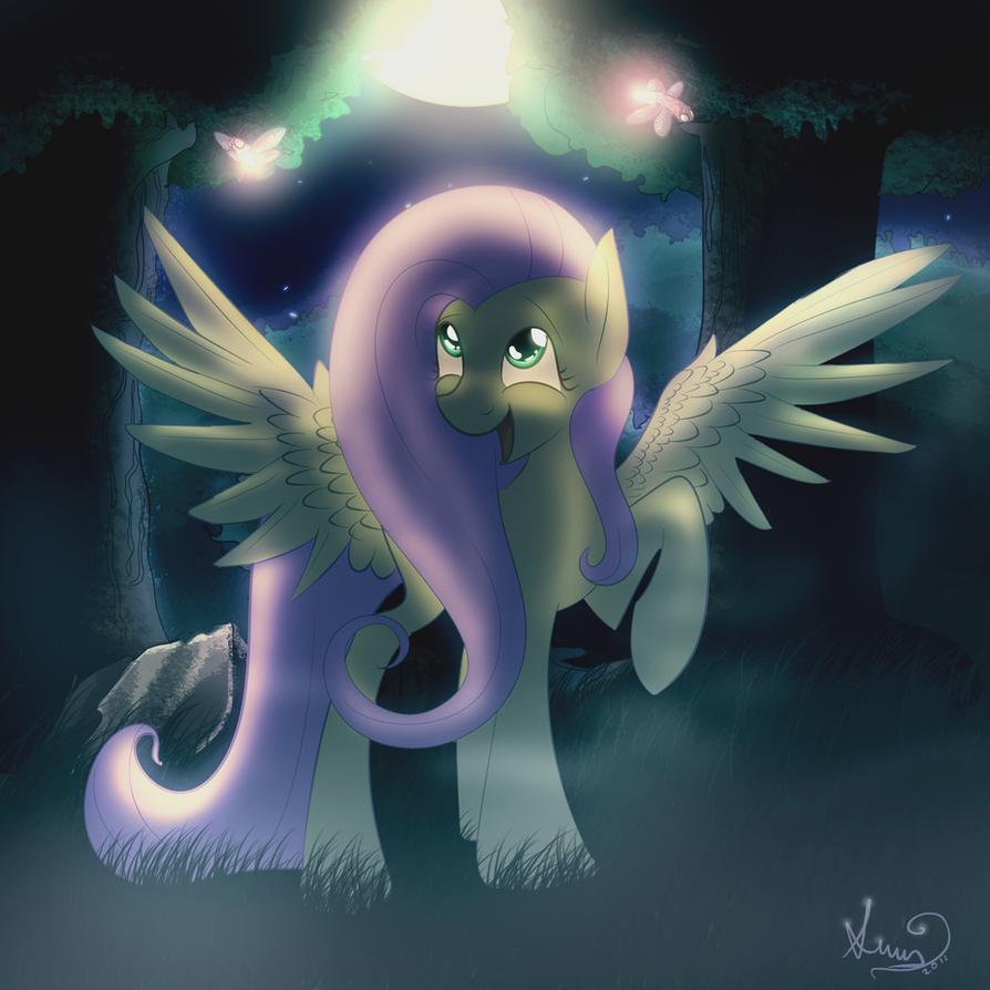 Everfree Princess - 100 watchers special by Alumx