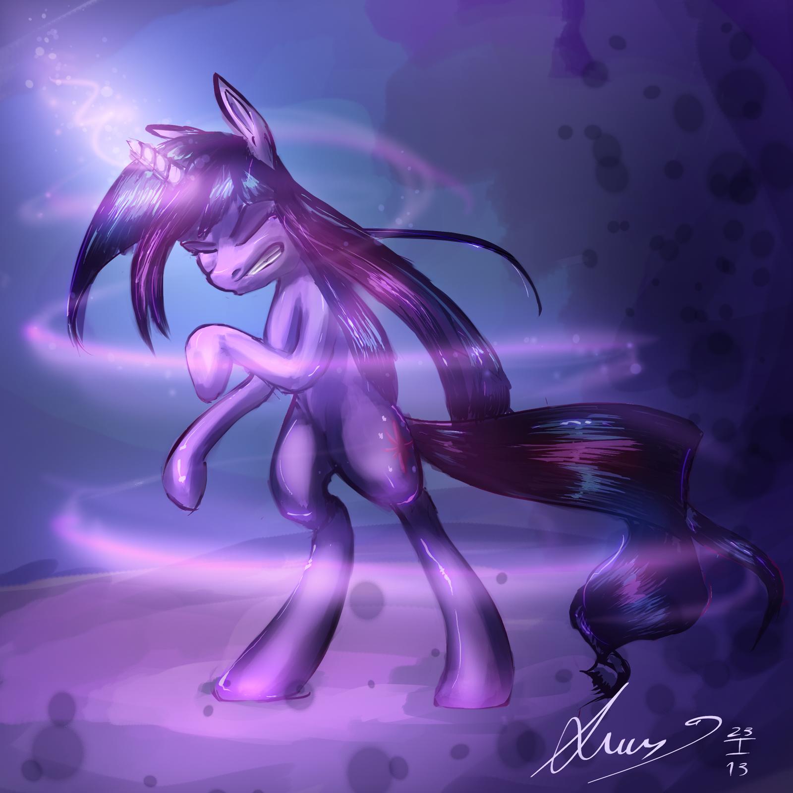Element of magic by Alumx