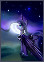Luna by Alumx