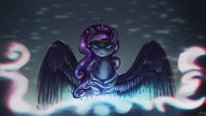 Luna sweater wings