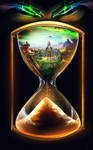 The last grains of time