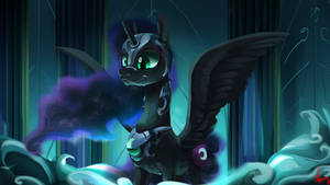 I am the ruler of the Equestria!