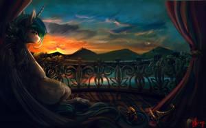 Melancholy by Alumx