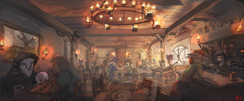Tavern by Alumx