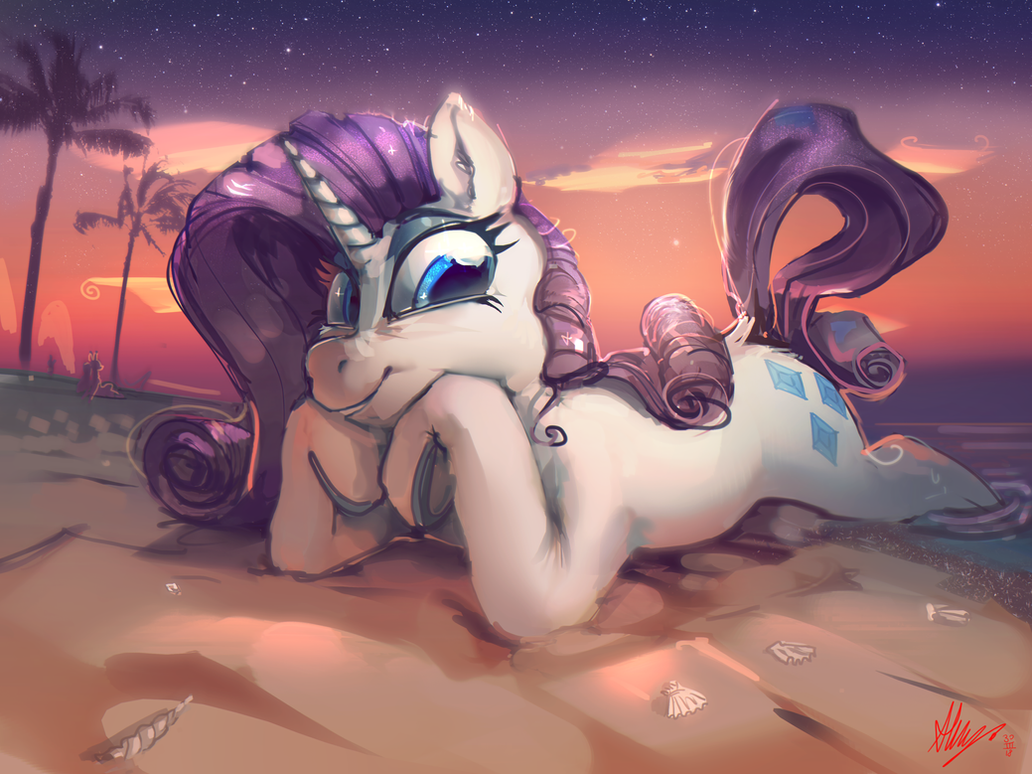 Beach Rarity by Alumx