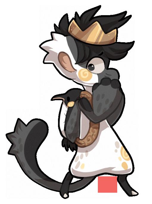 237 - Emperor Penguin by TheKingdomOfGriffia