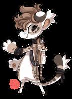 348 - Serval by TheKingdomOfGriffia