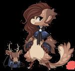 705 - Samba Deer