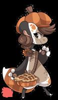 770 - Pumpkin Pie