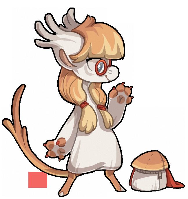 818 - Cap Mushroom by TheKingdomOfGriffia