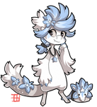 1289 - Starry Flower Dragon
