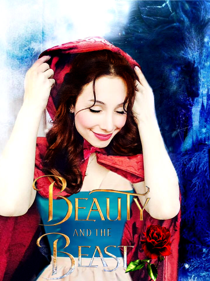Beauty and the Beast by Sarina-Rose