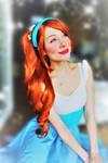Thumbelina Cosplay by Sarina Rose
