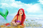 Ariel - The Little Mermaid by Sarina Rose by Sarina-Rose