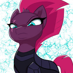 Tempest Shadow: Inktober #5 by MLP-Firefox5013