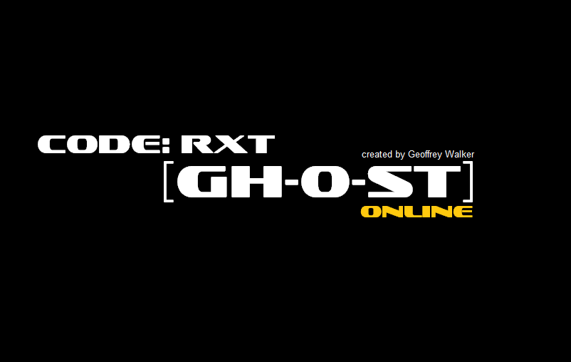 Code RXT Ghost - Training -- Trailer theme 3 by ownerfate