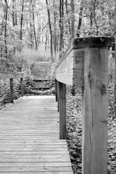 Bridge at Castle Rock by MrWednesday
