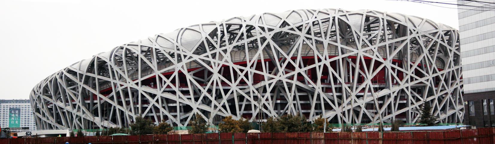 Olympic bird 39 s nest stadium by lattin1 on deviantart for The bird s nest stadium