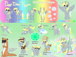 Element of Harmony Dainty Derpy Hooves Redo by KHough