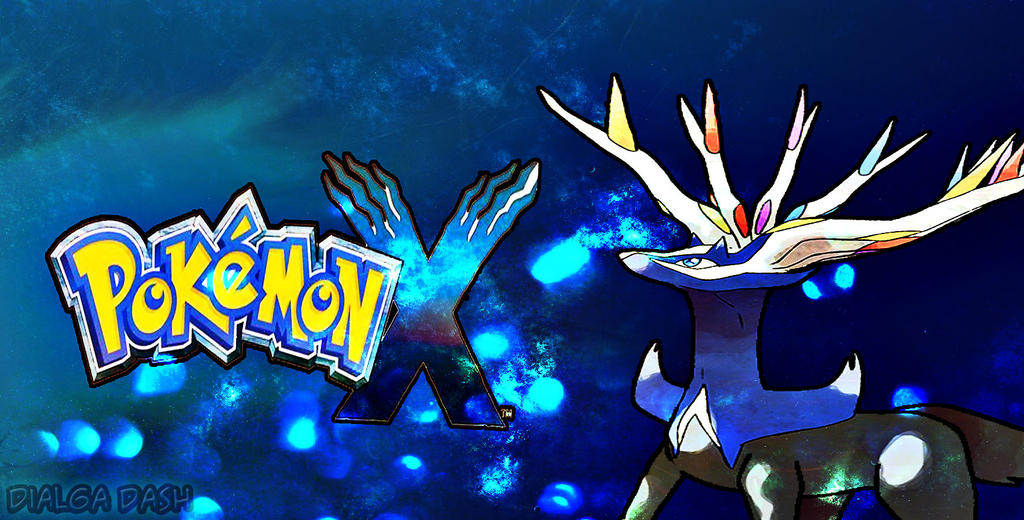 Pokemon x legendary xerneas by chiptechx on deviantart - Pokemon x legendaire ...