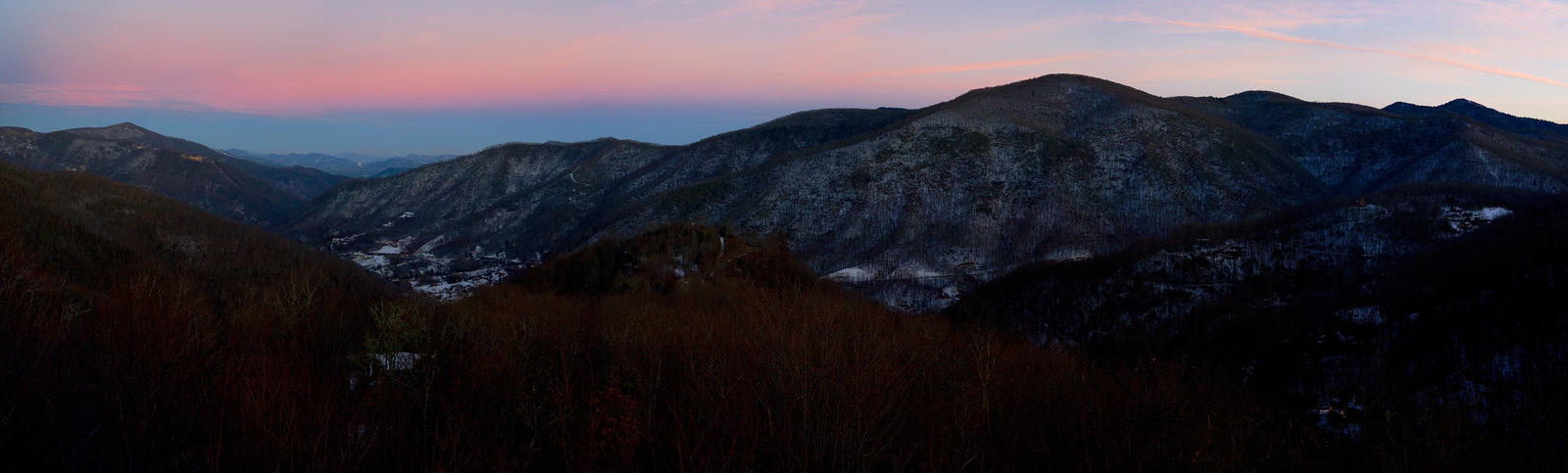 Mountain View by 200ok