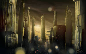 A world devided by RVHochman
