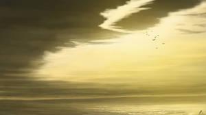 The rising dawn by RVHochman
