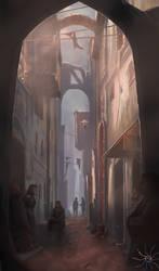 Dust Alley by RVHochman