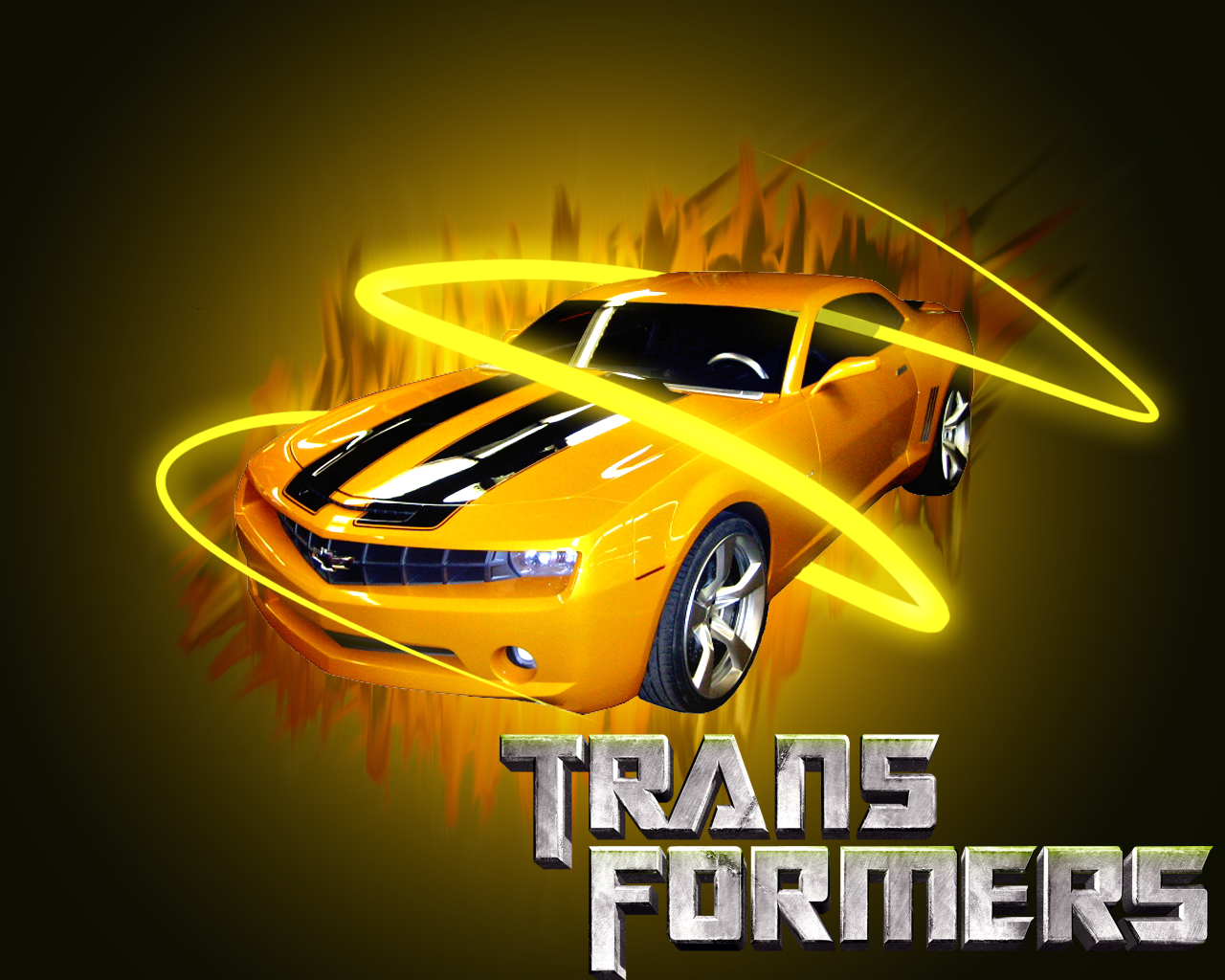 Bumble bee car wallpaper by solak designs on deviantart - Transformers bumblebee car wallpaper ...