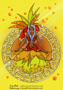 Estheryu M.C. 4 - Golden Time