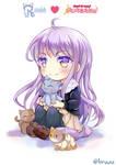 Yukina Minato by LaRuuna