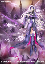 Jeanne d'arc alter by LaRuuna