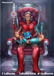Commission Final Fantasy XIV OC by LaRuuna