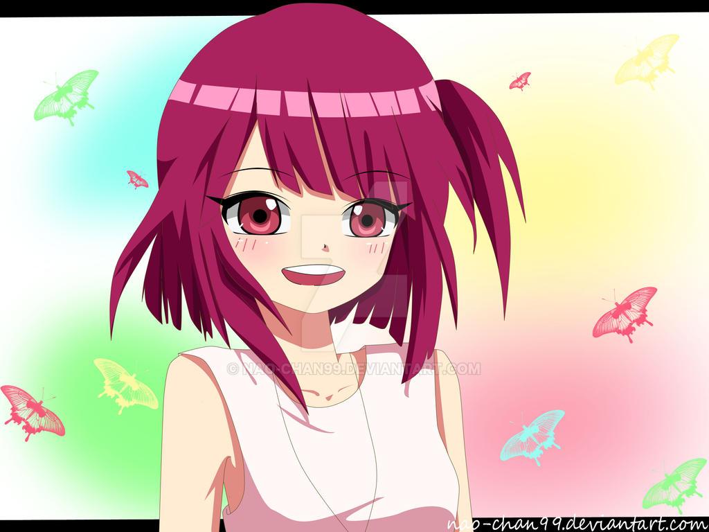 Magi : Morgiana by nao-chan99